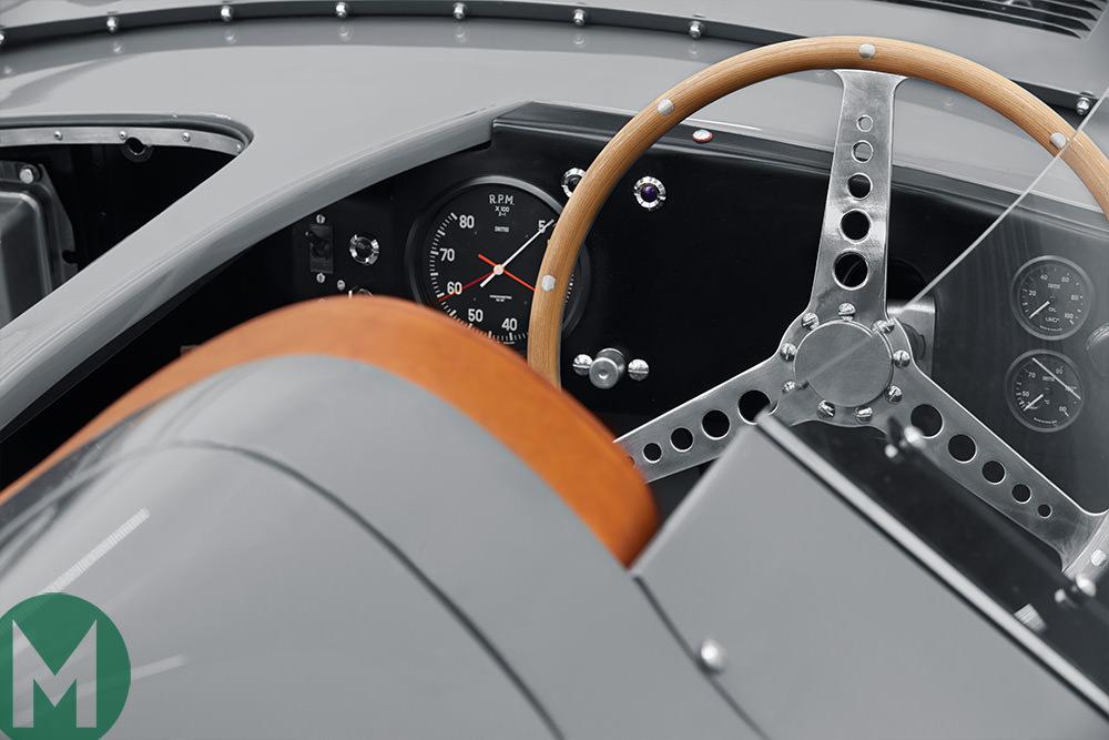 jaguar to resume d type production motor sport magazine