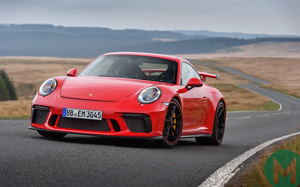 I Love The Symbiotic Relationship That Exists Between Porscheu0027s Purest Sports  Cars And Its Growing Number Of Enormous SUVs. Despite Existing At Opposite  ...