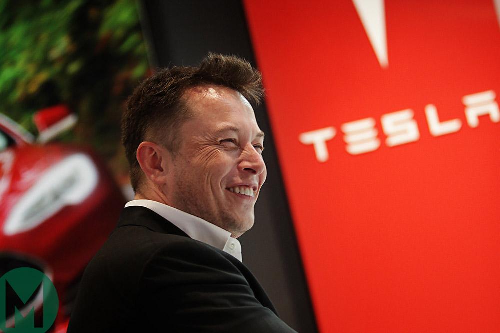 Elon Musk 2017