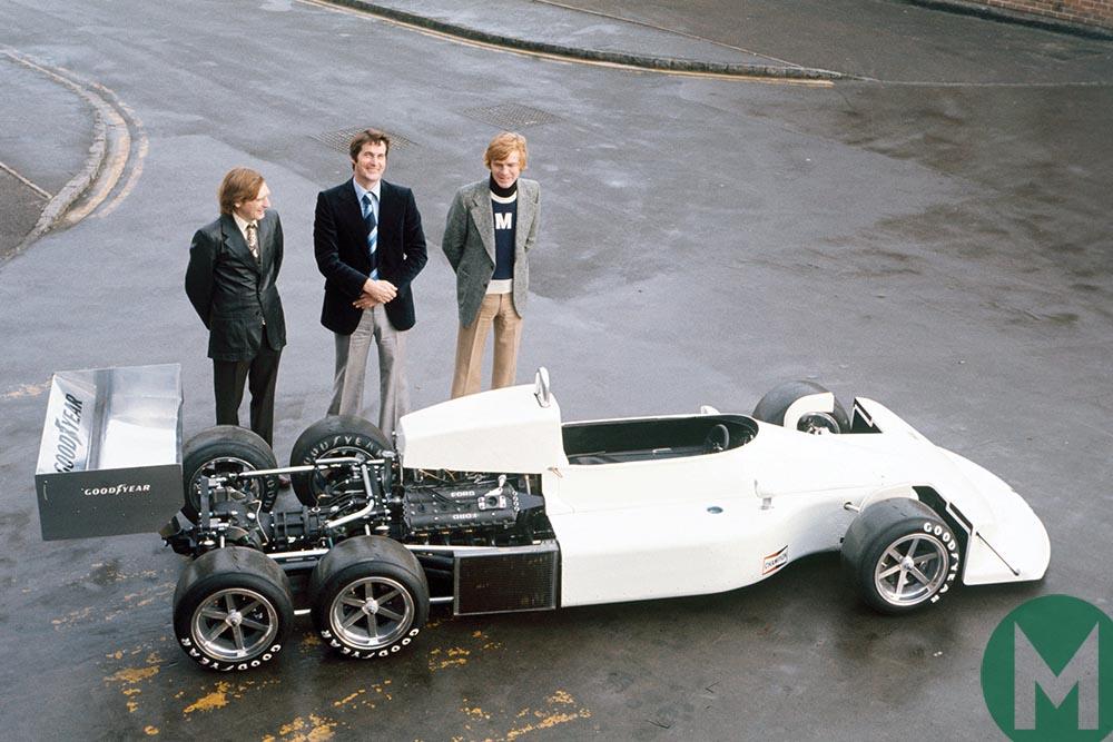 March 2-4-0 six-wheeled car