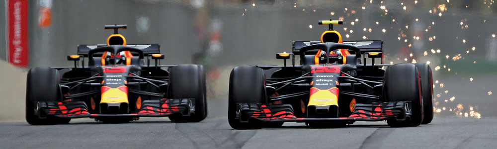 Red Bulls F1
