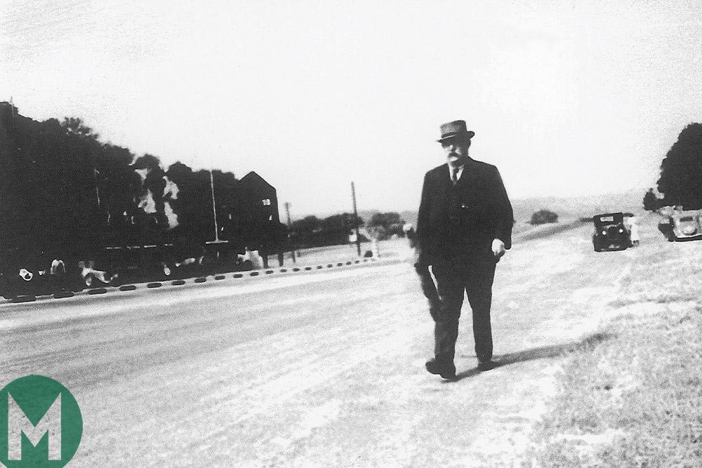 Fred Craner Donington