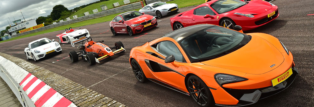 Motor Sport Thruxton track day with Tiff Needell, 2018