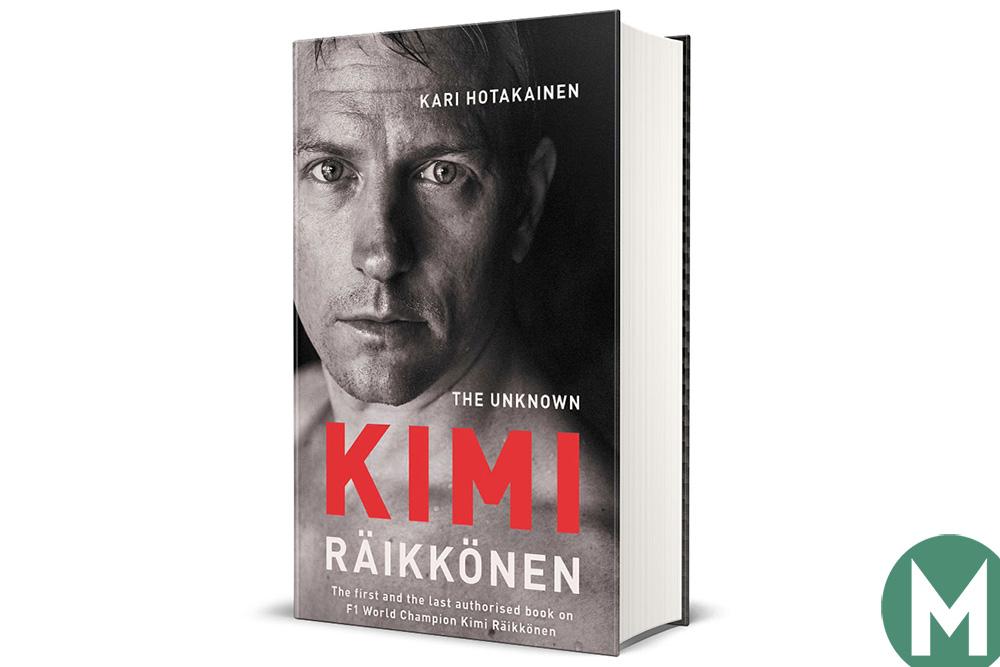 Kimi Räikkönen book cover