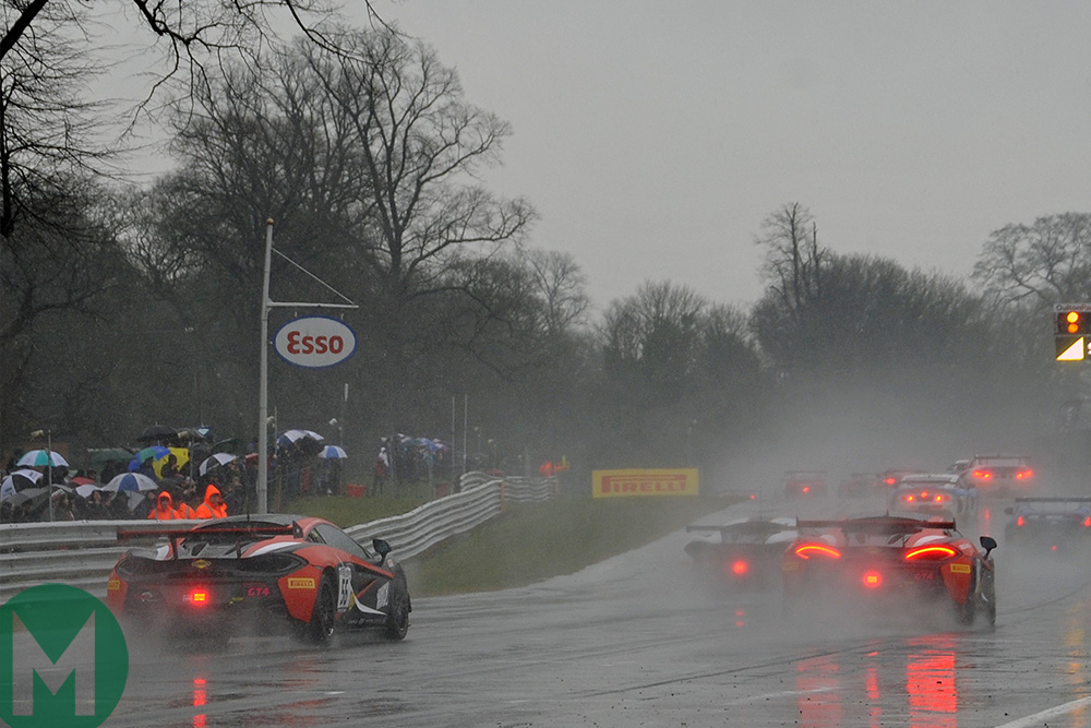 Oulton Park British GT GT2 April 2018