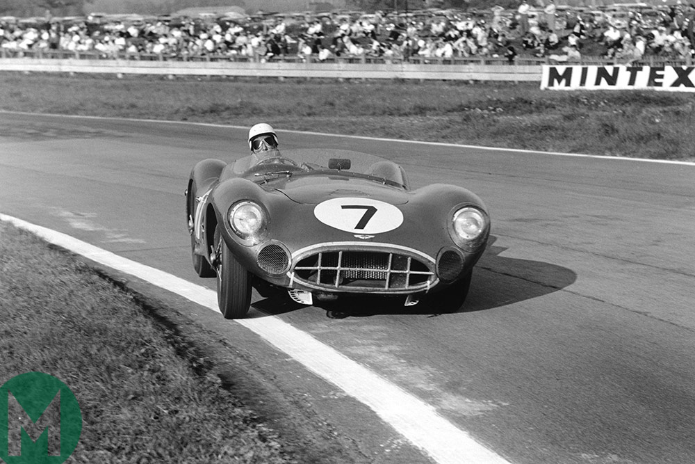 1958 Goodwood RAC TT Stirling Moss