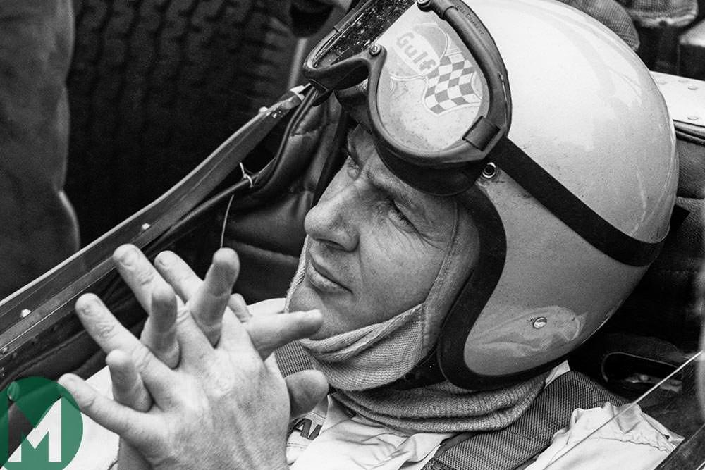 Bruce McLaren 1969 Race of Champions