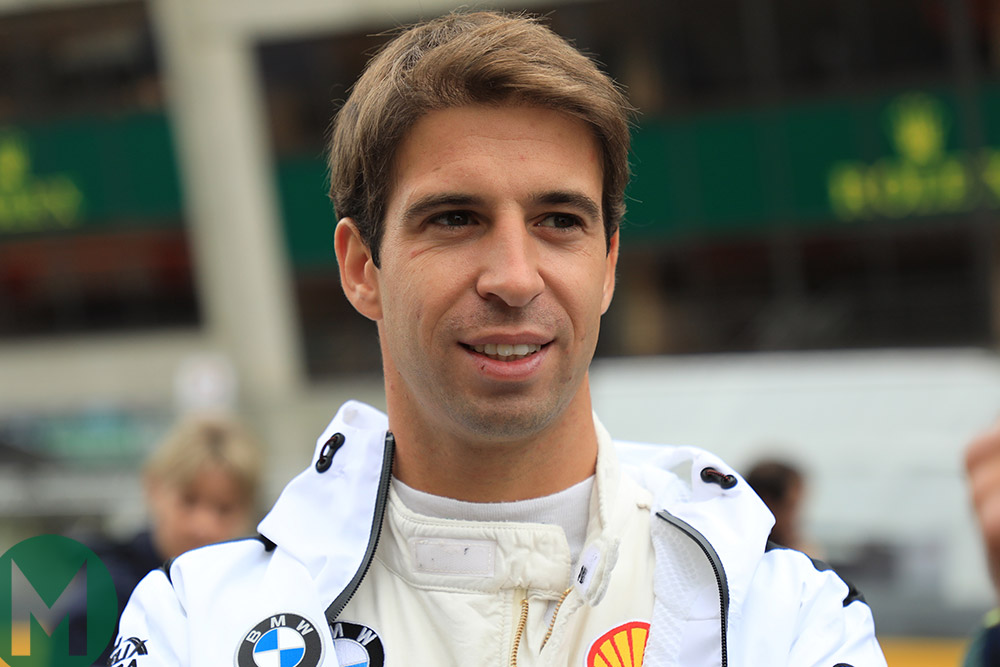Antonio Felix da Costa WEC 2018