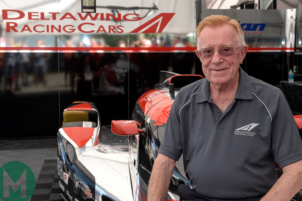 Don Panoz, who died this month