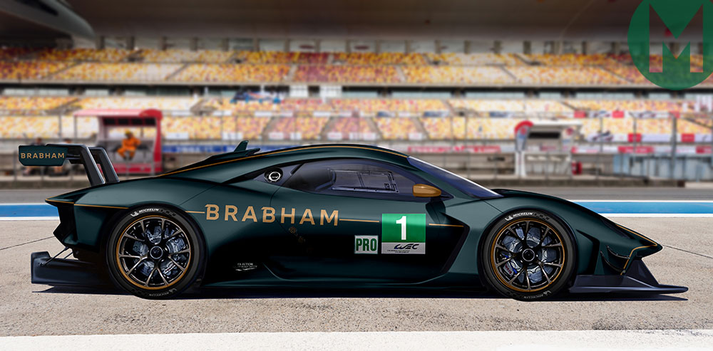 Brabham to race at Le Mans 24 Hours