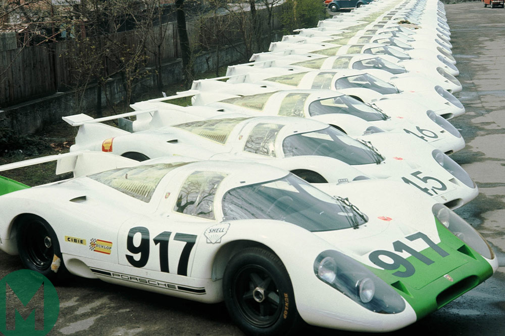 Museo Porsche.Porsche Museum To Celebrate 50 Years Of 917 Motor Sport Magazine