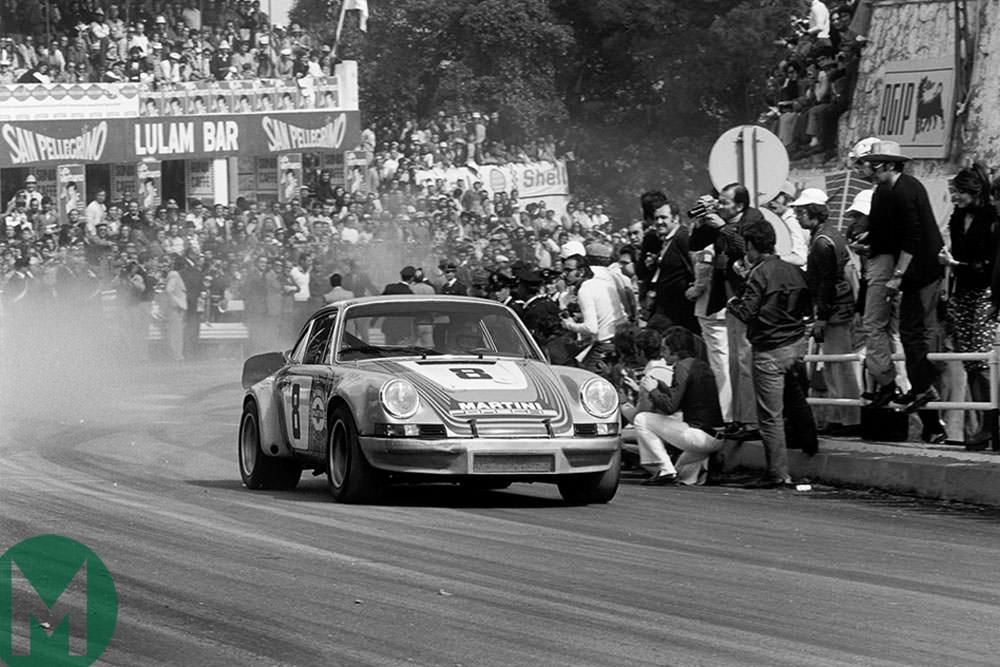 1973 Porsche 911 RSR Targa Florio