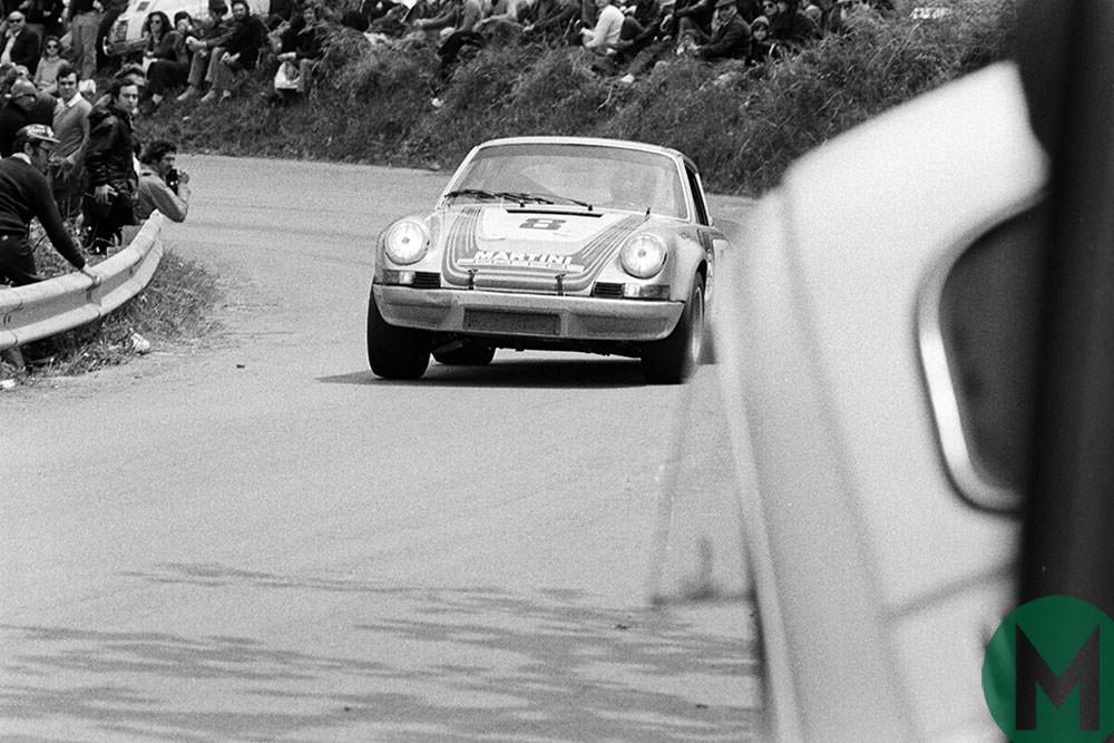 1973 Targa Florio Porsche 911