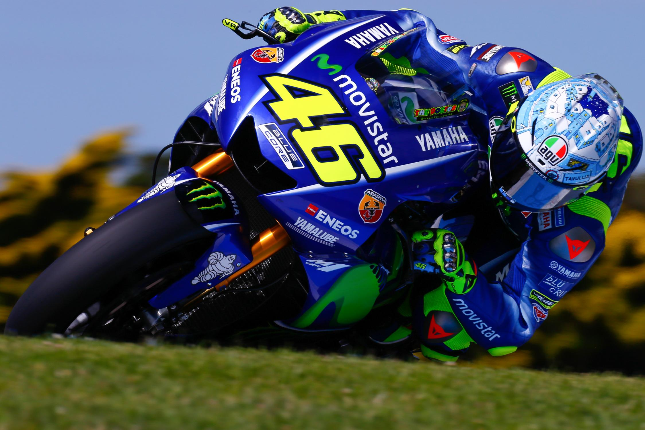 Can Valentino Rossi win in 2017? | Motor Sport Magazine