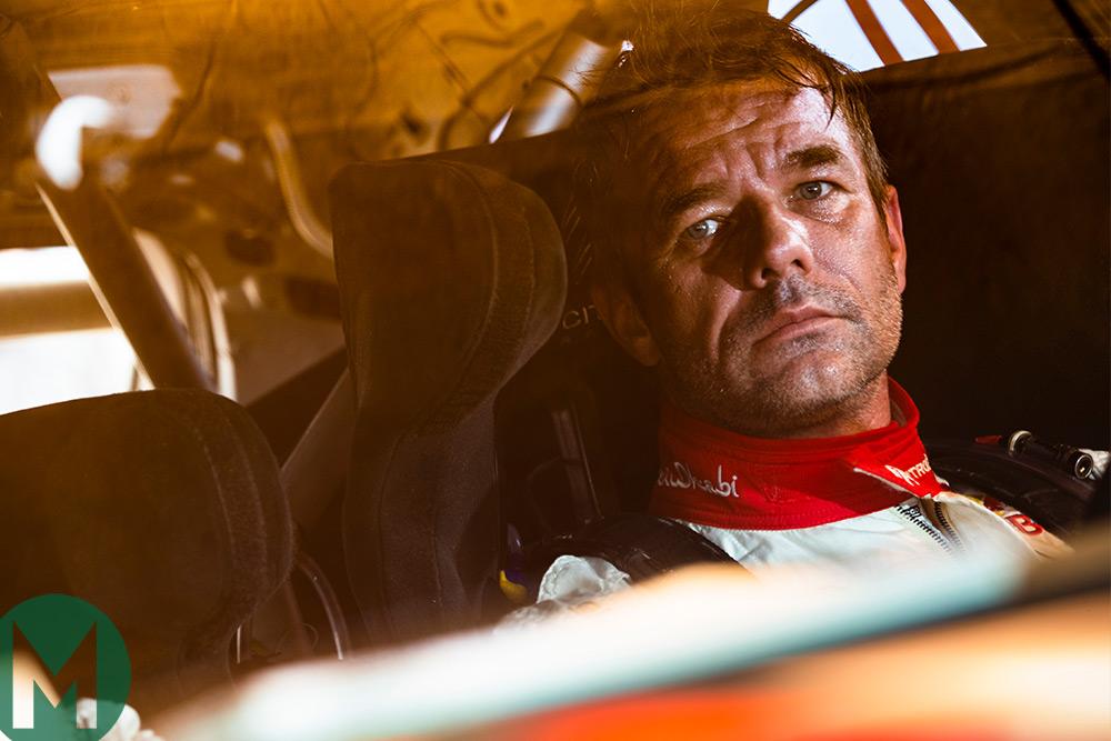 Sebastien Loeb Rally Spain 2018