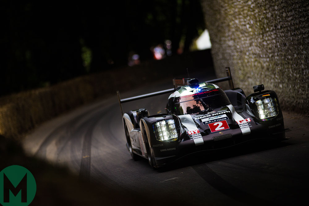 Porsche 919 Goodwood