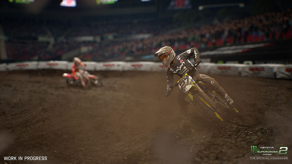 Supercross the game 2