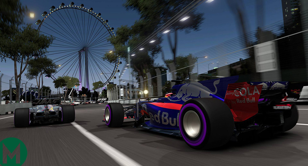 Formula One Launches eSports Race Championship