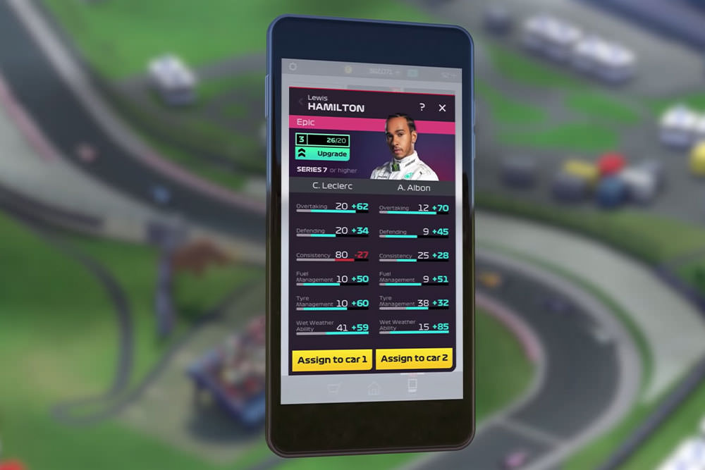 F1 Manager phone review