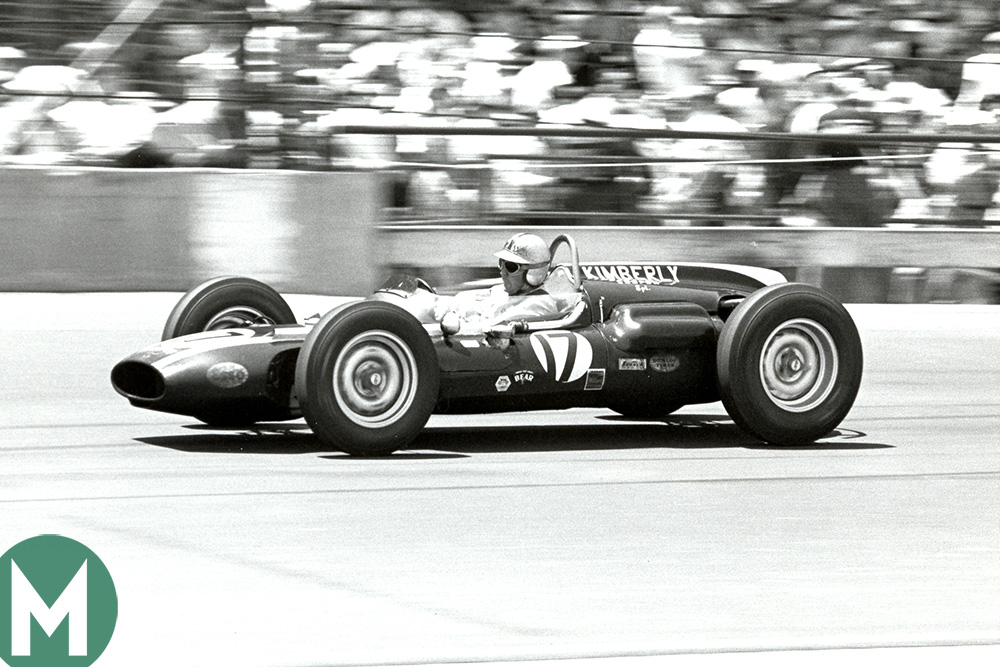 1961 Indy 500 Kimberly Cooper Special