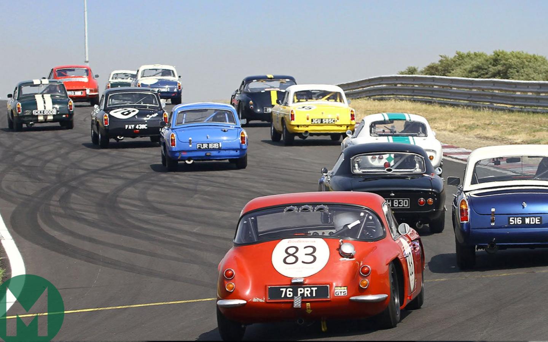 Classic GTs at sand-strewn Zandvoort | Motor Sport Magazine
