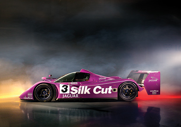 Jaguar's purple wonder: the XJR-14 | Motor Sport Magazine