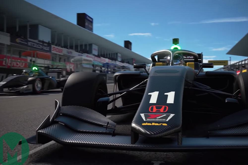 Gran Turismo Sport adds Super Formula cars