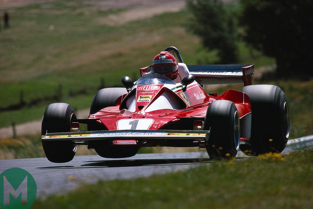 Breakfast with    Niki Lauda | Motor Sport Magazine Archive