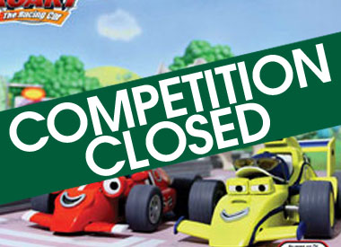 Win Roary the Racing Car prizes   Motor Sport Magazine