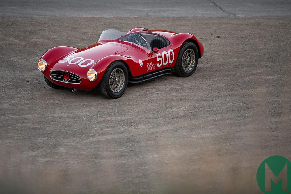 A6GCS Maserati ex-Luigi Musso