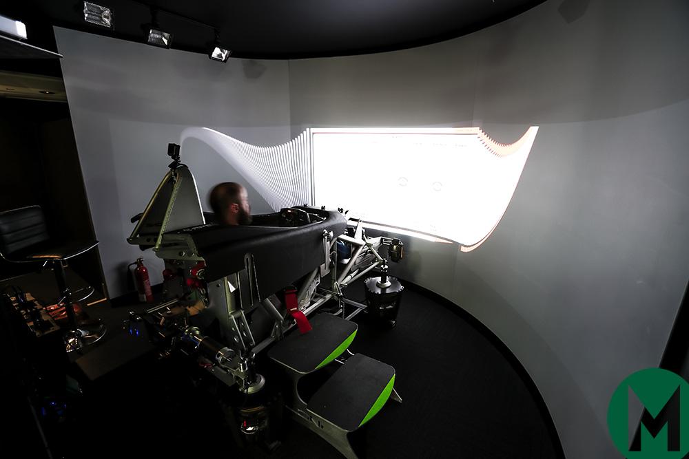 The iZone simulator