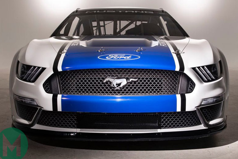 2019 NASCAR Ford Mustang