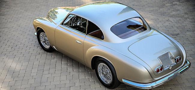 Ex-Fangio Alfa Romeo