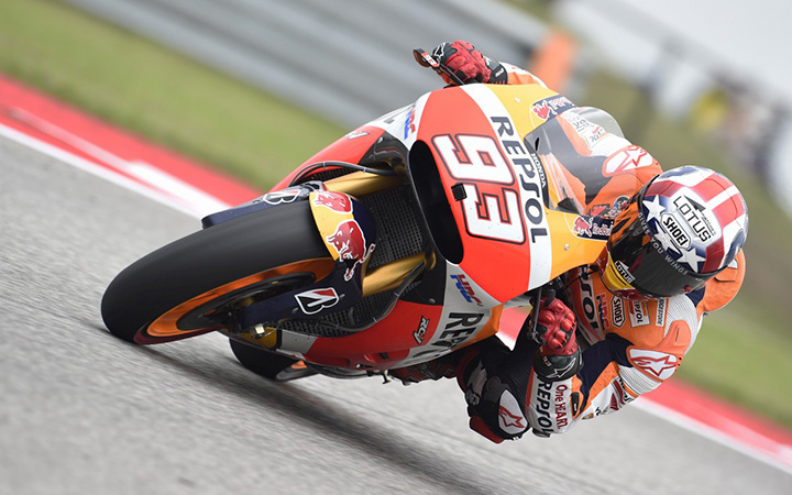 122 seconds in the life of Marc Márquez | Motor Sport Magazine