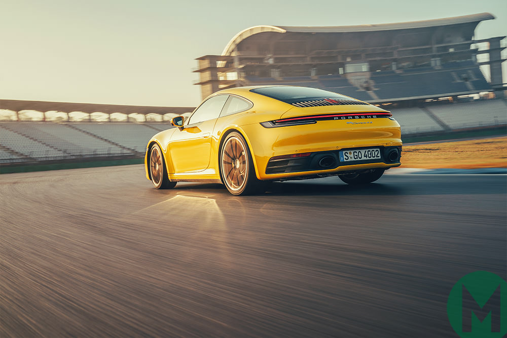 First impressions: Driving the new Porsche 911
