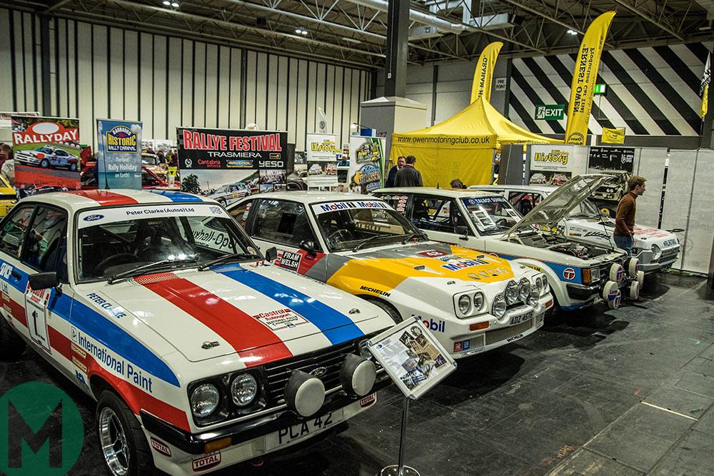 2018 Classic Motor Show