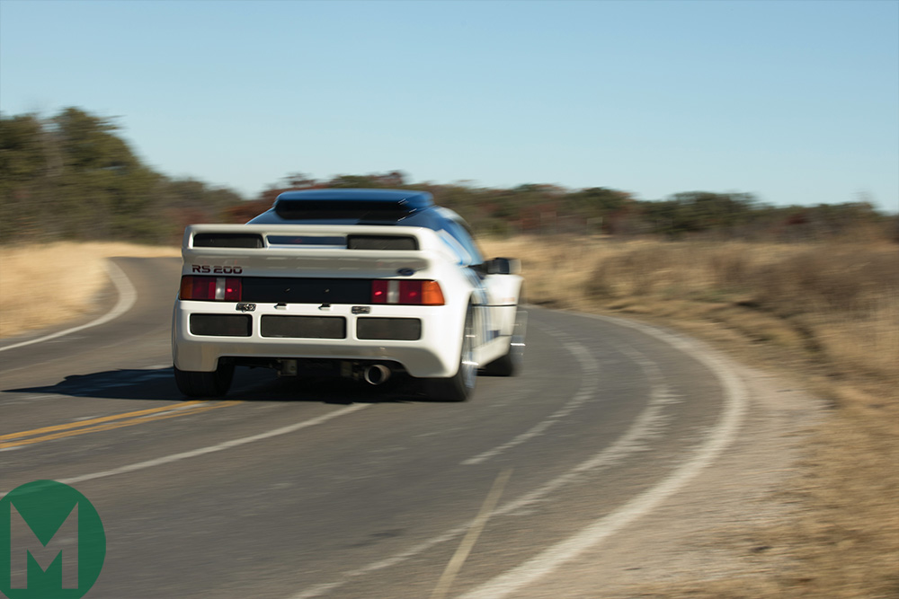RM Sothebys Ford RS200 Evolution