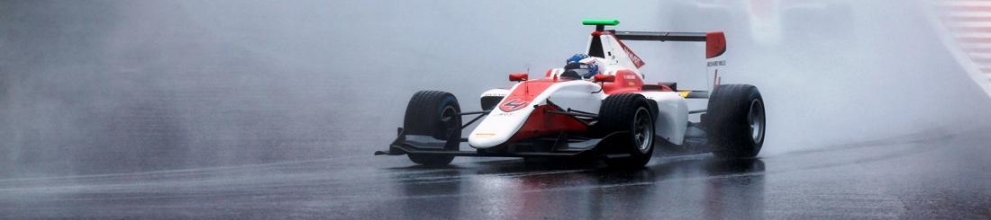 Nyck de Vries, 2016 GP3 Series