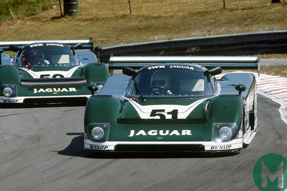 Jaguar XJR6s Mosport 1985